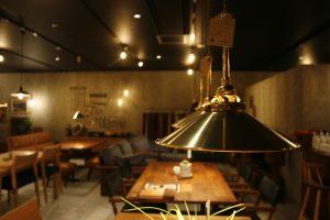 福岡のインテリアショップSOLID照明の画像