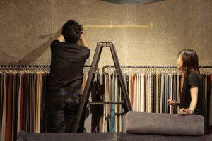 SOLID店内の画像