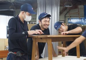 SOLID家具職人の紹介画像