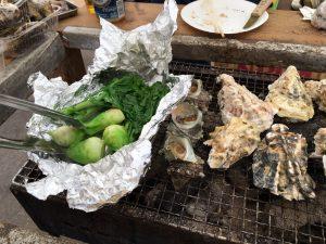 牡蛎小屋の画像