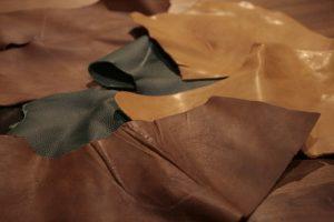 SOLIDで取り扱う革の画像