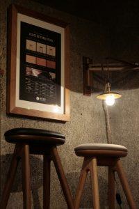 キッチンスツールの画像