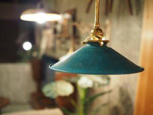 高岡銅器の照明