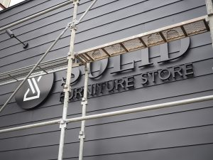 SOLID大阪店の準備画像