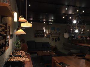 SOLID福岡店の店内画像