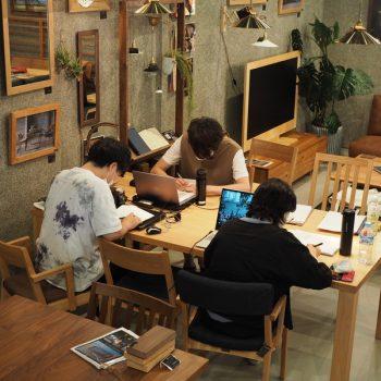 SOLID大阪店勉強会の様子