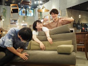 SOLID大阪のスタッフ