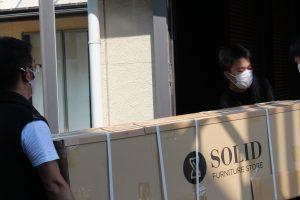 SOLID滋賀 オープン準備