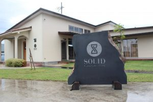 SOLID滋賀店看板の画像