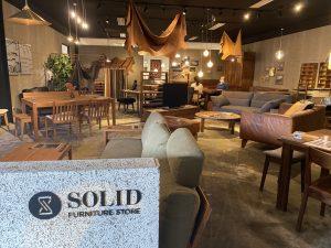 SOLID広島 売場写真