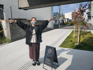 SOLID大阪にてSOLID福岡長谷川さん