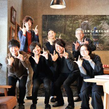 大阪店 ミヤモト家具 集合写真