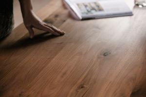 SOLID イメージ写真 木家具
