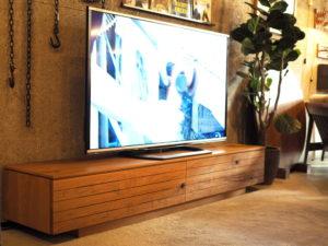 ソリッドオリジナルテレビボード