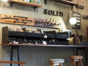 SOLID福岡店店内の画像